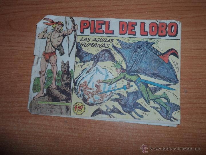 PIEL DE LOBO Nº 88 EDITORIAL MAGA ORIGINAL (Tebeos y Comics - Maga - Piel de Lobo)