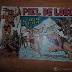 Tebeos: PIEL DE LOBO Nº 34 EDITORIAL MAGA ORIGINAL . Lote 53156963
