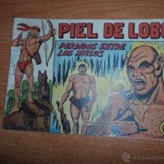 Tebeos: PIEL DE LOBO Nº 17 EDITORIAL MAGA ORIGINAL . Lote 53157012