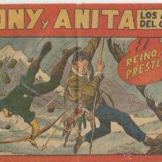 Tebeos: TONY Y ANITA - NUM 74 ORIGINAL. Lote 53322574