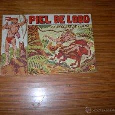 Tebeos: PIEL DE LOBO Nº 5 EDITA MAGA . Lote 53376016