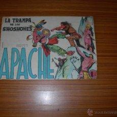 Tebeos: APACHE Nº 36 EDITA MAGA . Lote 53458328