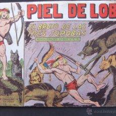 Tebeos: PIEL DE LOBO Nº72 EDITORIAL MAGA. Lote 53518541