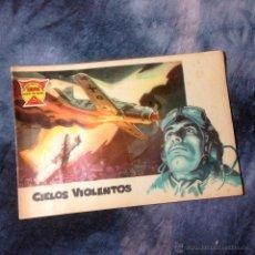Tebeos: ESPIA, EDITORIAL MAGA, Nº 09 CIELOS VIOLENTOS - VALENCIA, 1962 - 1964. Lote 53606964
