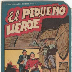 Tebeos: EL PEQUEÑO HÉROE Nº 30. SIN ABRIR. Lote 54223102