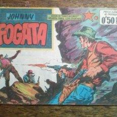 Tebeos: JOHNNY FOGATA - COMPLETA - MAGA , DE 80 NºS,- OFERTA -GA. Lote 54329135