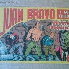 Livros de Banda Desenhada: JUAN BRAVO Nº 2 -MAGA - TA. Lote 54355117
