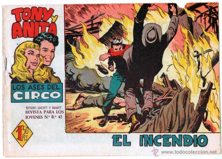 Tebeos: TONY Y ANITA 2ª SERIE ORIGINALES , 29 NºS EN MAGNÍFICO ESTADO, SIN ABRIR, VER TODAS IMAGENES - Foto 2 - 54567264
