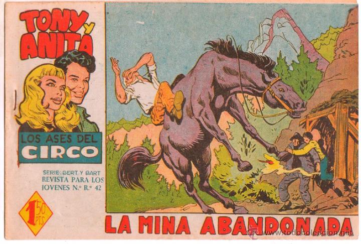 Tebeos: TONY Y ANITA 2ª SERIE ORIGINALES , 29 NºS EN MAGNÍFICO ESTADO, SIN ABRIR, VER TODAS IMAGENES - Foto 3 - 54567264