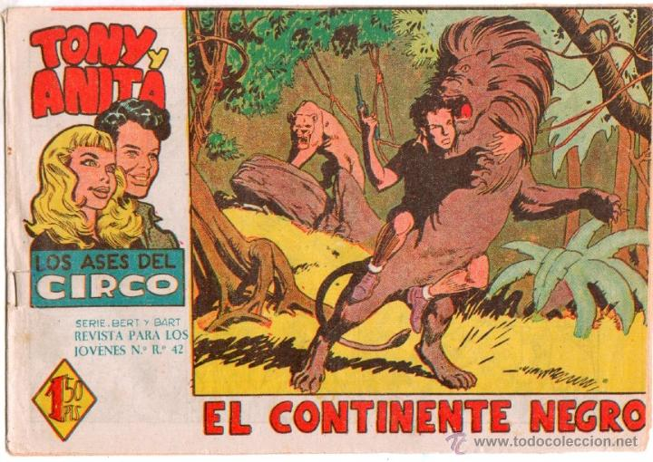 Tebeos: TONY Y ANITA 2ª SERIE ORIGINALES , 29 NºS EN MAGNÍFICO ESTADO, SIN ABRIR, VER TODAS IMAGENES - Foto 4 - 54567264