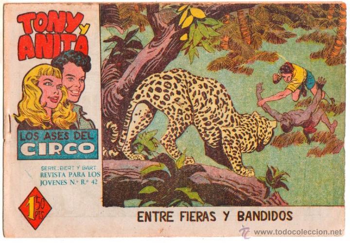 Tebeos: TONY Y ANITA 2ª SERIE ORIGINALES , 29 NºS EN MAGNÍFICO ESTADO, SIN ABRIR, VER TODAS IMAGENES - Foto 5 - 54567264