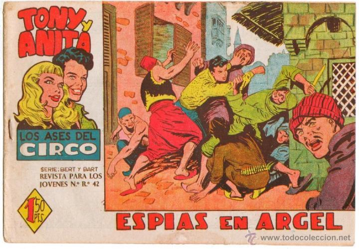 Tebeos: TONY Y ANITA 2ª SERIE ORIGINALES , 29 NºS EN MAGNÍFICO ESTADO, SIN ABRIR, VER TODAS IMAGENES - Foto 6 - 54567264