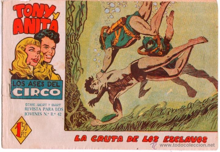Tebeos: TONY Y ANITA 2ª SERIE ORIGINALES , 29 NºS EN MAGNÍFICO ESTADO, SIN ABRIR, VER TODAS IMAGENES - Foto 14 - 54567264