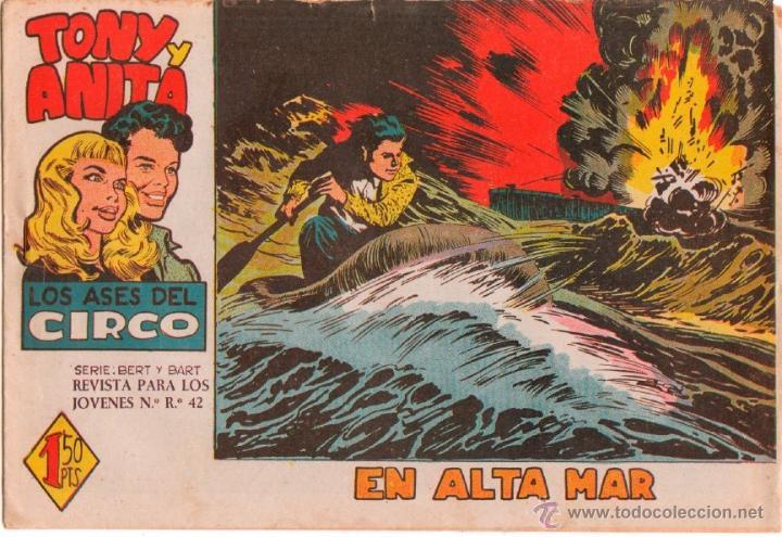 Tebeos: TONY Y ANITA 2ª SERIE ORIGINALES , 29 NºS EN MAGNÍFICO ESTADO, SIN ABRIR, VER TODAS IMAGENES - Foto 15 - 54567264