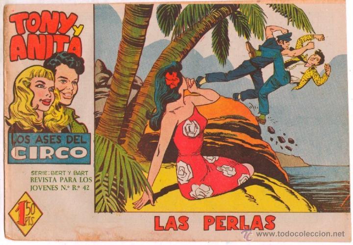 Tebeos: TONY Y ANITA 2ª SERIE ORIGINALES , 29 NºS EN MAGNÍFICO ESTADO, SIN ABRIR, VER TODAS IMAGENES - Foto 16 - 54567264