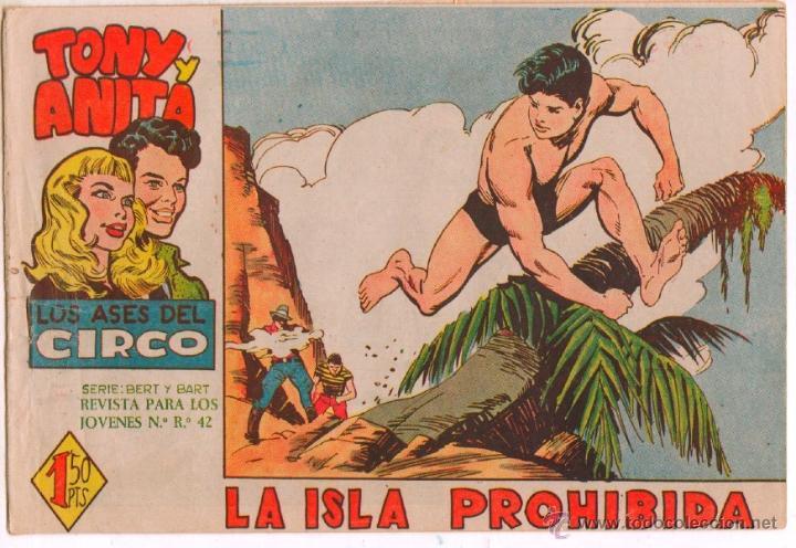 Tebeos: TONY Y ANITA 2ª SERIE ORIGINALES , 29 NºS EN MAGNÍFICO ESTADO, SIN ABRIR, VER TODAS IMAGENES - Foto 17 - 54567264