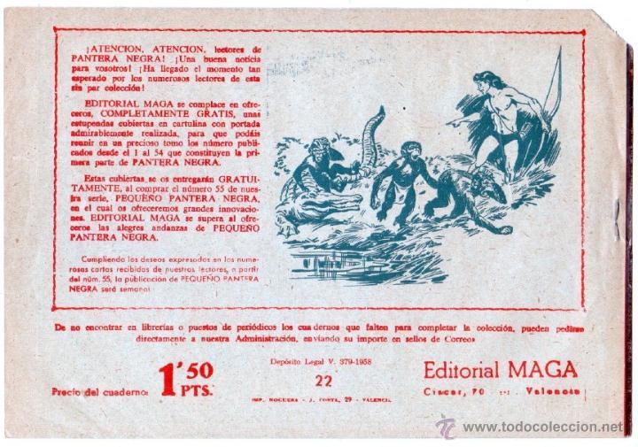 Tebeos: MARCOS ORIGINALES EDI. MAGA 1958 - LOTE 7 NºS - 4 Nºs SIN CIRCULAR NI ABRIR, RESTO MUY BIEN - Foto 9 - 54597760