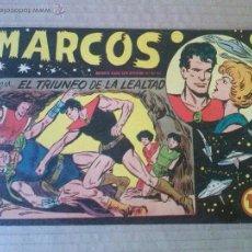 Tebeos: MARCOS Nº 22 - MAGA -ORIGINAL - TA. Lote 54613101