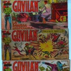Tebeos: EL GAVILAN ORIGINAL COMPLETA EDI. MAGA 1959 - 1 AL 25. Lote 54637153