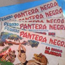 Tebeos: LOTE 20 TEBEOS , PEQUEÑO PANTERA NEGRA DEL 227 AL 246 , ORIGINALES. Lote 54770362