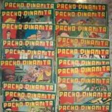 Tebeos: PACHO DINAMITA (MAGA) (LOTE DE 78 NUMEROS) VER DESCRIPCION. Lote 54850624