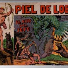Tebeos: Nº 2 PIEL DE LOBO. EDITORIAL MAGA 1950-1961. CUADERNOS ORIGINALES. Lote 54930860