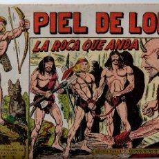 Tebeos: Nº 20 PIEL DE LOBO. EDITORIAL MAGA 1950-1961. CUADERNOS ORIGINALES. Lote 54930896