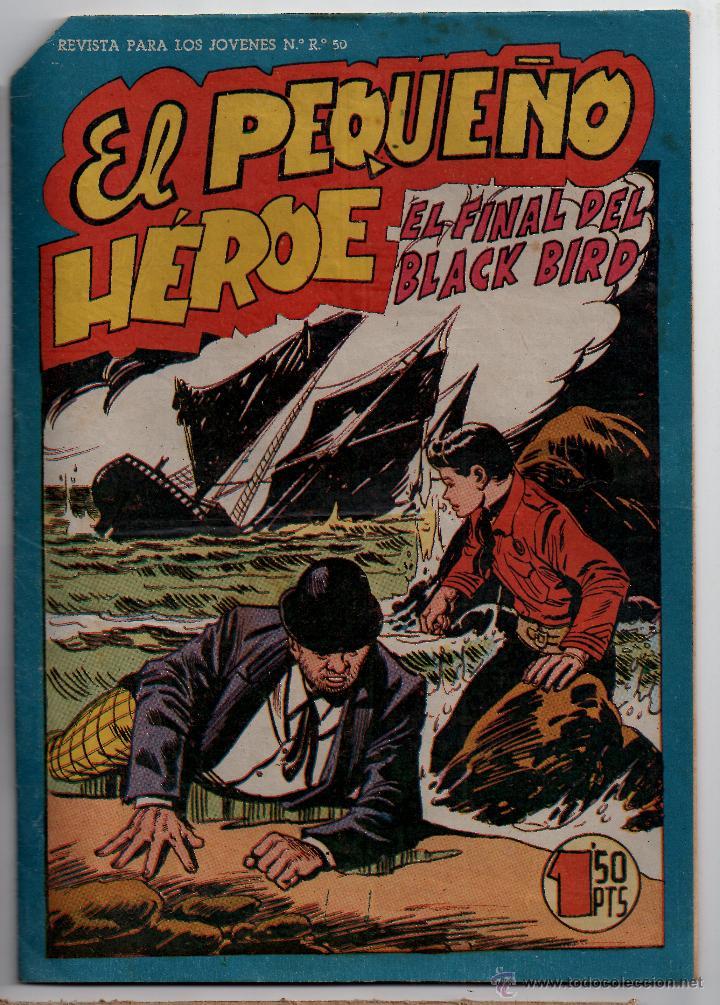 Nº 118 EL PEQUEÑO HEROE. EDITORIAL MAGA 1957-1959. CUADERNOS ORIGINALES (Tebeos y Comics - Maga - Pequeño Héroe)