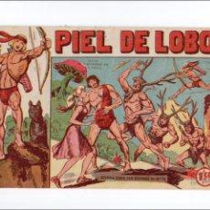 Tebeos: PIEL DE LOBO LOTE DE 83 EJ. MAGA 1959. Lote 54953030