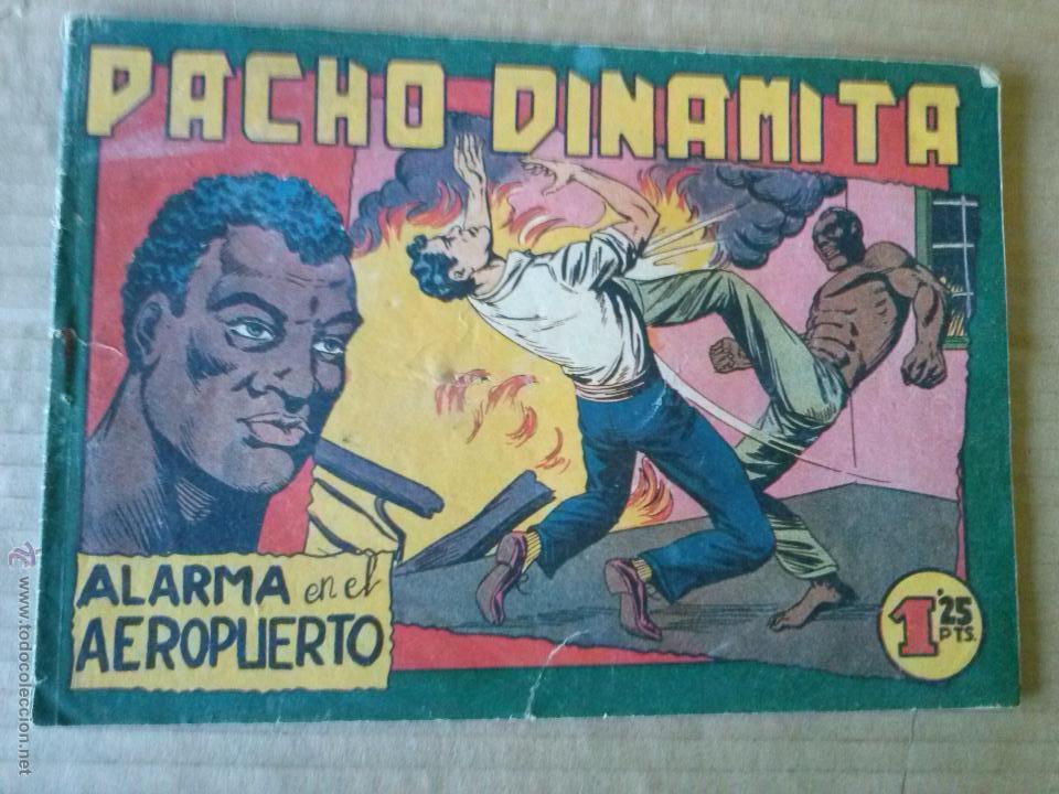 PACHO DINAMITA Nº 79 - MAGA .ORIGINAL - TA (Tebeos y Comics - Maga - Pacho Dinamita)