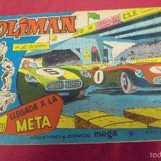 Livros de Banda Desenhada: OLIMAN. AS DEL DEPORTE. Nº 68. EDITORIAL MAGA.. Lote 55224800