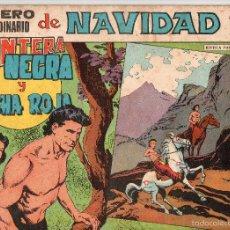 Tebeos: EXTRA NAVIDAD PANTERA NEGRA Y FLECHA ROJA AÑO 1965(SE ESTUDIAN OFERTAS). Lote 55704398