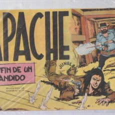 Tebeos: APACHE Nº 33. Lote 15148598