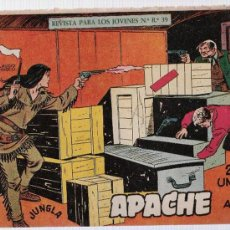 Tebeos: APACHE 2ª Nº 14.. Lote 15120058