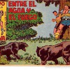 Livros de Banda Desenhada: RAYO DE LA SELVA (MAGA) Nº 15. Lote 55819271