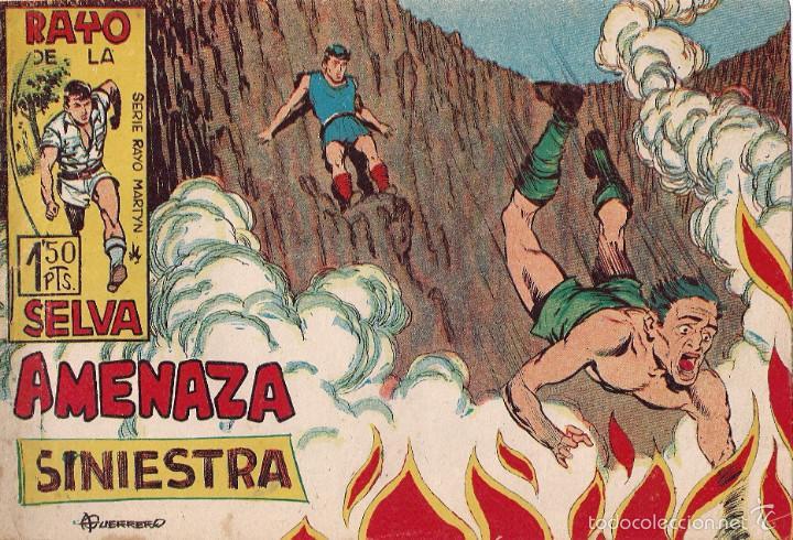 EL RAYO DE LA SELVA. Nº 10. (Tebeos y Comics - Maga - Rayo de la Selva)