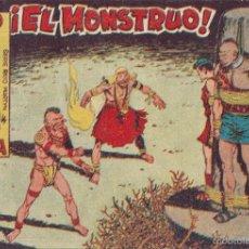 Livros de Banda Desenhada: EL RAYO DE LA SELVA. Nº 11. Lote 55883561
