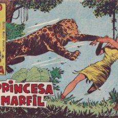 Livros de Banda Desenhada: EL RAYO DE LA SELVA. Nº 18. Lote 55883601
