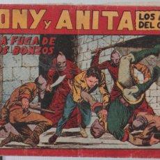 Tebeos: TONY Y ANITA Nº 75.. Lote 18111952