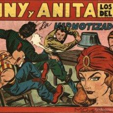 Giornalini: TONY Y ANITA Nº 5 (MAGA, 1951) DE MIGUEL QUESADA. Lote 55913824