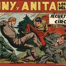 Giornalini: TONY Y ANITA Nº 7 (MAGA, 1951) DE MIGUEL QUESADA. Lote 55913876