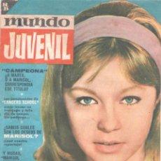 Tebeos: MUNDO JUVENIL Nº 16 ORIGINAL EDI. BRUGUERA 1963 - MARISOL, LANDERS SCHOOL. Lote 56157660