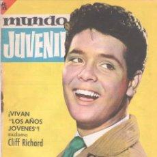 Tebeos: MUNDO JUVENIL Nº 31 ORIGINAL EDI. BRUGUERA 1963 - MARISOL, LANDERS SCHOOL. Lote 56157674