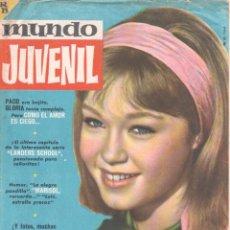 Tebeos: MUNDO JUVENIL Nº 20 ORIGINAL EDI. BRUGUERA 1963 - MARISOL, LANDERS SCHOOL. Lote 56157684