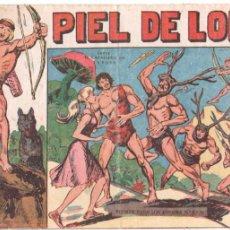 Tebeos: PIEL DE LOBO ORIGINAL Nº 1 EDI. MAGA 1959 - MANUEL GAGO. Lote 56157887