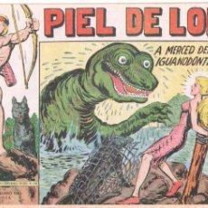 Tebeos: PIEL DE LOBO ORIGINAL Nº 86 EDI. MAGA 1959 - SIN ABRIR, SIN CIRCULAR, MUY DIFICIL. Lote 56158259