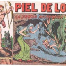 Tebeos: PIEL DE LOBO ORIGINAL Nº 87 EDI. MAGA 1959 - SIN CIRCULAR, MUY DIFICIL. Lote 56158288