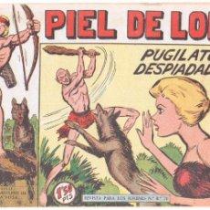 Tebeos: PIEL DE LOBO ORIGINAL Nº 68 EDI. MAGA 1959 - SIN ABRIR, SIN CIRCULAR- MANUEL GAGO. Lote 56158311