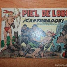 Tebeos: PIEL DE LOBO Nº 28 EDITORIAL MAGA ORIGINAL. Lote 56292075