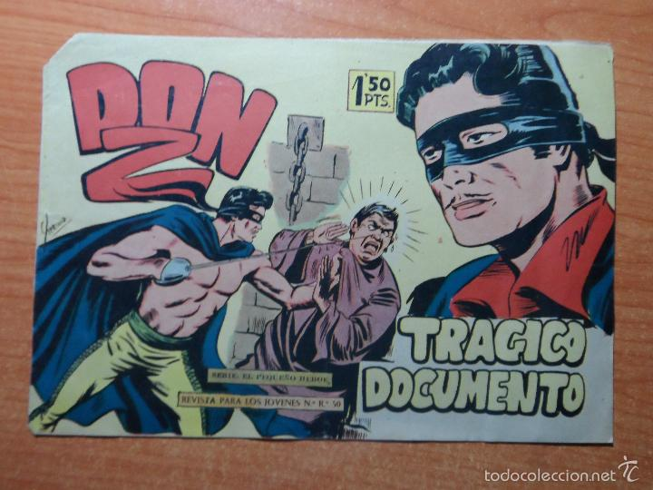 DON Z Nº 12 ORIGINAL EDITORIAL MAGA (Tebeos y Comics - Maga - Don Z)
